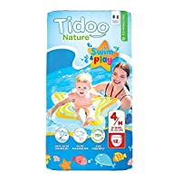 Tidoo 503990 – 浴室T4游泳裤,8 15公斤,中性款