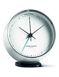 Georg Jensen HK 鬧鐘 針式10厘米 銀色 ?: 100mm 3587585