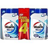 Walch 威露士 有氧倍净洗衣液袋装 4kg 【新旧包装随机发货】