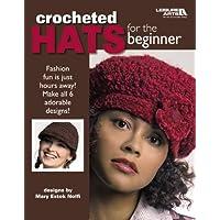 Crocheted Hats for the Beginner