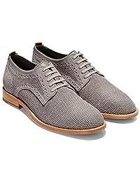 Cole Haan 男士 Feathercraft Grand Stitchlite 牛津鞋
