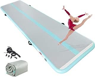 ibigbean 体操翻滚垫气地适用于家庭、海滩、公园和水