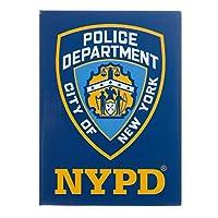NYPD 全彩磁铁 - 纽约市警察局官方*礼物