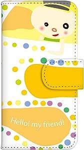 智能手机壳 手册式 对应全部机型 印刷手册 cw-036top 套 手册 人物 UV印刷 壳WN-PR236904-M LUCE KCP01K 图案G