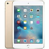 Apple iPad mini4 7.9英寸 苹果平板电脑 (128G WLAN版 标配, 金色)