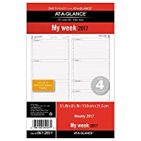 AT A GLANCE Parent 2017 My Week w/Hourly Appointments
