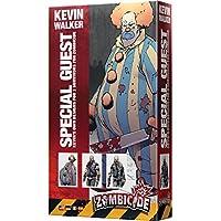 CMON Zombicide:特種訪客藝術盒 Keven Walker 棋盤游戲