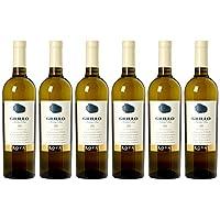 【亚马逊直采】Trovati 特洛瓦帝 Grillo Sicilia DOC 特洛瓦帝格里洛干白葡萄酒西西里DOC 750ml*6(亚马逊进口直采,意大利品牌)
