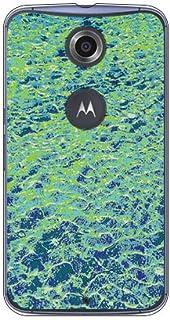 Coverfull 闪亮 水 外观 (透明) / for Nexus 6/Y! mobile YMRNX6-PCNT-212-M736 YMRNX6-PCNT-212-M736