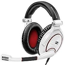 Sennheiser 森海塞尔 GAME ZERO White 封闭式 专业降噪游戏耳机 白色