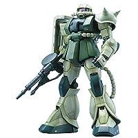GUNDAM 塑料模型 PG 1/60 MS-06F 扎古II (机动战士高达)