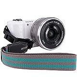 Elvam Camera Strap Nikon/Canon/Sony/Olympus/Samsung/Pentax DSLR/SLR Camera Neck Shoulder Strap for Men and Women EL-05