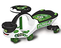 Toyzone Eco Panda Magic Car, White