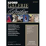 Ilford Galerie Prestige 高级哑光 Duo 200 gsm A3-297 mm x 420 mm 25 张