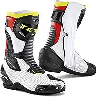 TCX 摩托车鞋,摩托车靴长款 SP-Master 运动靴,男士,运动员,全年