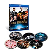 {索尼} 史蒂文·斯皮尔伯格六部曲(蓝光碟 6BD50) The Steven Spielberg Collcetion