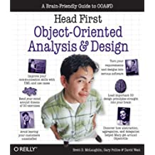 Head First Object-Oriented Analysis and Design (English Edition)