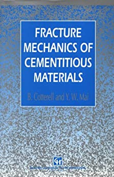 """""""Fracture Mechanics of Cementitious Materials (English Edition)"""",作者:[Yiu-Wing Mai]"""