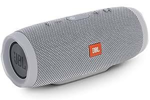 JBL CHARGE3 Bluetooth音箱 IPX7级防水功能 搭载无源*器 便携/无线 【国内正规商品】JBLCHARGE3GRAYJN 蓝牙音箱
