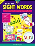 Success With Sight Words: Multisensory Ways to Teach High-Frequency Words