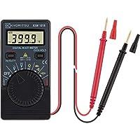 Kyoritsu KEW 1018h 数字多米口袋格式用于电压 AC/DC,电阻,连续性,双色二极管,容量,-,灰色