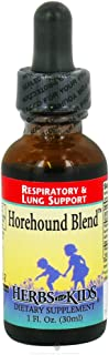Herbs for Kids Horehound Blend - 1 Oz, Pack of 2