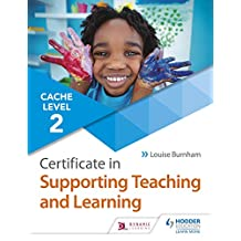 CACHE Level 2 Certificate in Supporting Teaching and Learning (English Edition)