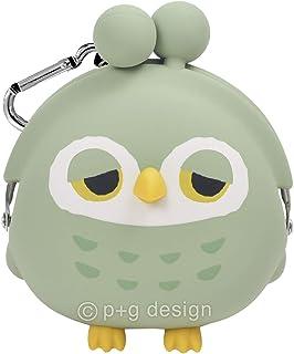 PG-36602 3D POCHI FRIENDS BIRD オウル グリーン