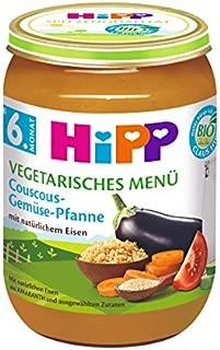 Hipp 喜宝 Bio 综合蔬菜果泥 婴儿辅食 6个月以上适用 6罐装 190g*6