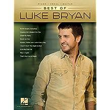 Best of Luke Bryan Songbook (English Edition)