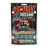 Spy Alley 骰子游戏 - 快速便捷的旅行骰子游戏。 适合儿童和成人的隐藏身份猜测游戏。