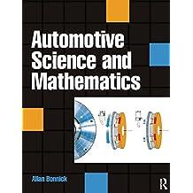 Automotive Science and Mathematics (English Edition)