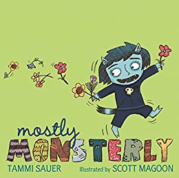 """Mostly Monsterly (English Edition)"",作者:[Sauer, Tammi]"