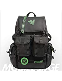 "Mobile Edge Razer Tactical 17"" Laptop Backpack 黑色 One Size"