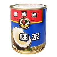 Ayam Brand 雄鸡标椰浆270ml*3 (马来西亚进口)