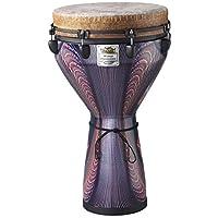 Remo DJ0014-36 14 x 25 英寸蒙多金杯鼓- Salsa 装饰