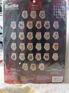 十字绣 30 件套 - 连指手套 (2003)