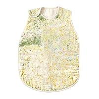 NAOMI ITO 6层纱布 睡衣 儿童尺寸 黄绿