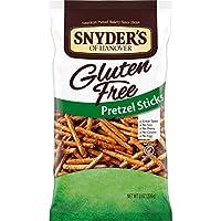 Snyder's of Hanover 无麸质椒盐脆饼干条,226.4克(12包)