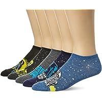Star Wars 男式隐形袜 5 双装