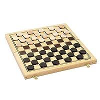 JEUJURA JeujuraJ8131 可折叠木盒里的格栅游戏