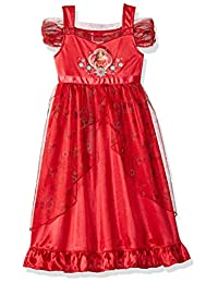 Disney Girls' Elena Fantasy Nightgown