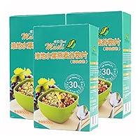 V.D.Food 维地 水果燕麦谷物片(即食谷物)30% 水果果干含量进口冲饮谷物 500g*3(德国进口)