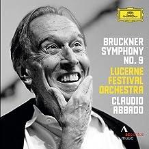 进口CD:布鲁克纳第九交响曲/阿巴多 Bruckner:Symphony No.9/Claudio Abbado(CD)4793441