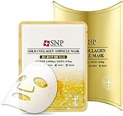 SNP 黄金 胶原蛋白 面膜 25ml*10(韩国品牌)