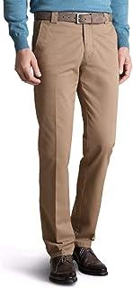 MEYER 男式 ROMA 裤子 Beige (Beige 33) W109/L87 (Manufacturer Size: 58)