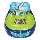 Disney 玩具总动员 288TOY 4 儿童充气游戏椅,蓝色和*