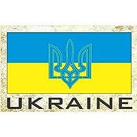 国旗冰箱冰箱磁铁–欧洲 Country: Ukraine