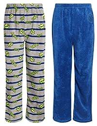 DKNY 男童 2 件套羊毛睡裤带弹性腰带