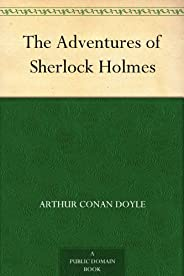 The Adventures of Sherlock Holmes (福尔摩斯探案集) (免费公版书) (English Edition)
